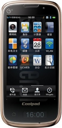 CoolPAD 8910 image on imei.info