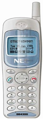 NEC DB4300 image on imei.info