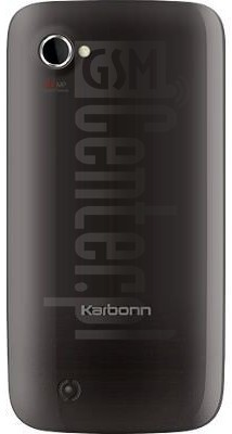 KARBONN A29 image on imei.info