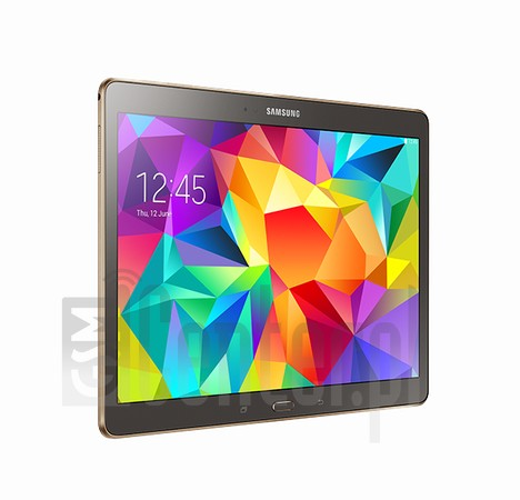 IMEI Check SAMSUNG T805 Galaxy Tab S 10.5 LTE on imei.info