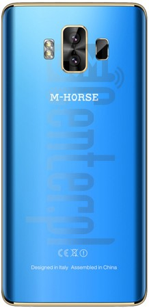 M-HORSE Pure 1 image on imei.info