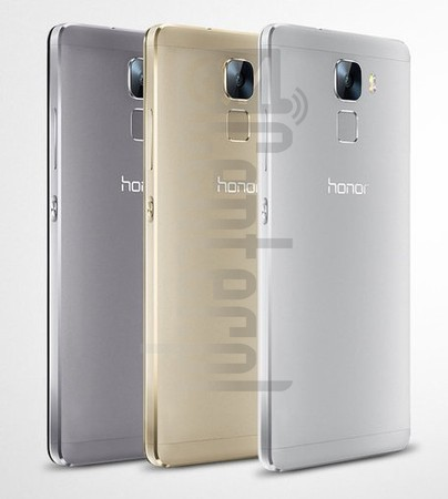 IMEI Check HUAWEI Honor 7 on imei.info