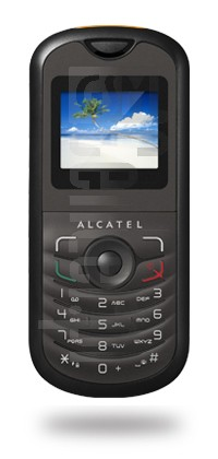 IMEI Check ALCATEL OT-103 on imei.info