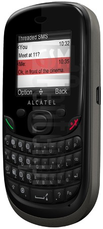 ALCATEL OT-355 image on imei.info