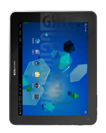 POINT OF VIEW ProTab 26XL image on imei.info