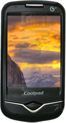 CoolPAD T610 image on imei.info