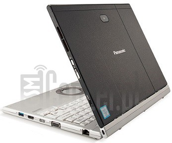 PANASONIC Toughbook CF-XZ6  image on imei.info