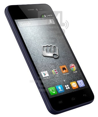 MICROMAX Canvas Pep Q371 image on imei.info
