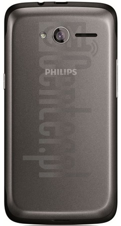 PHILIPS W3568 image on imei.info