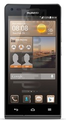 HUAWEI Ascend G6 4G image on imei.info