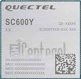 IMEI Check QUECTEL SC600Y-EM on imei.info