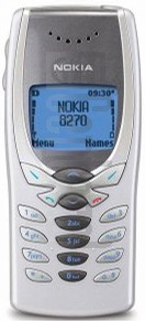 NOKIA 8270 image on imei.info