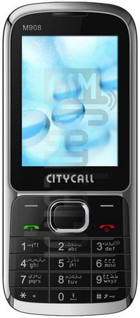 CITYCALL M908 image on imei.info