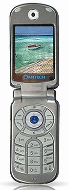 PANTECH GB200 image on imei.info
