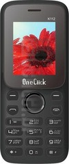 IMEI Check ONECLICK K112 on imei.info
