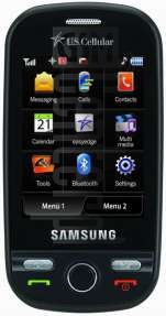 SAMSUNG R360 Messenger Touch image on imei.info