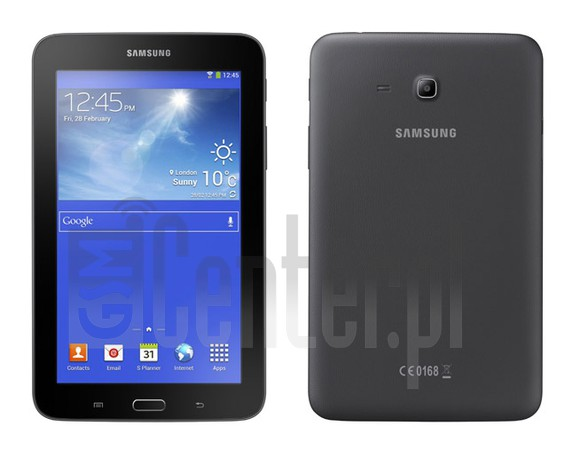 IMEI Check SAMSUNG T110 Galaxy Tab 3 Lite 7.0 on imei.info