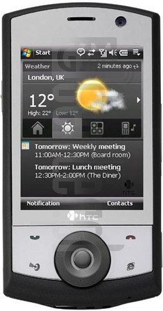 HTC Touch Find (HTC Polaris) image on imei.info
