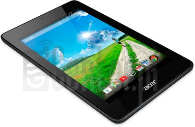 ACER B1-730 Iconia One 7 Tab image on imei.info