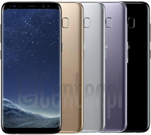 IMEI Check SAMSUNG G955W Galaxy S8+ on imei.info