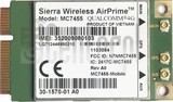 IMEI Check SIERRA WIRELESS MC7455 on imei.info