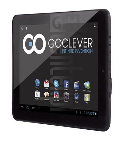 IMEI Check GOCLEVER Tab A971 on imei.info