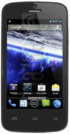 DOOGEE Collo DG100 image on imei.info