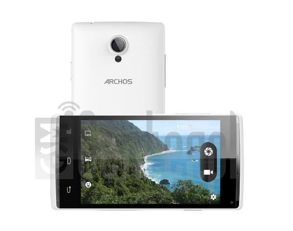 ARCHOS A40BTI image on imei.info