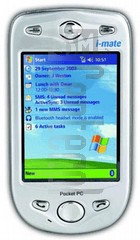 I-MATE Pocket PC (HTC Himalaya) image on imei.info