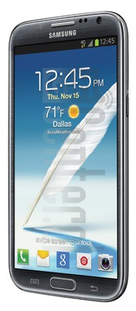 SAMSUNG L900 Galaxy Note II image on imei.info
