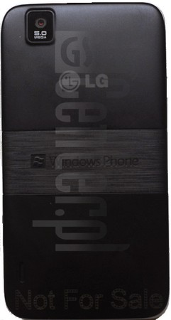 LG E740 Fantasy image on imei.info