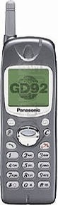 PANASONIC GD92 image on imei.info
