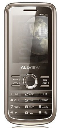 ALLVIEW S2 Guld image on imei.info
