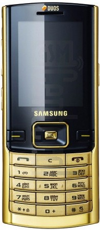 SAMSUNG D780 Golden Edition image on imei.info