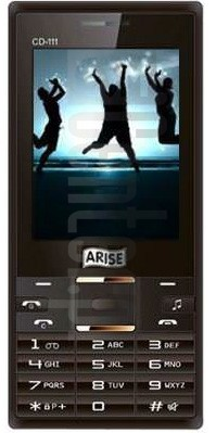 IMEI Check ARISE CD111 on imei.info
