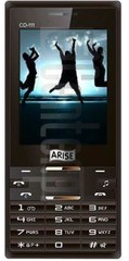 ARISE CD111 image on imei.info