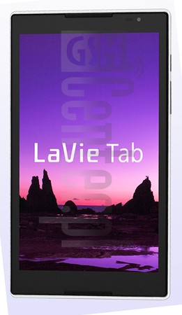 IMEI Check NEC TS508 LaVie Tab S on imei.info