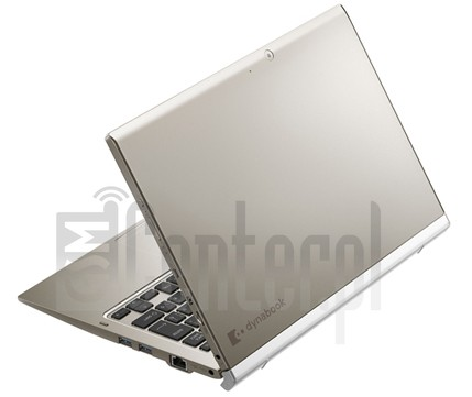 TOSHIBA DynaBook R82 image on imei.info
