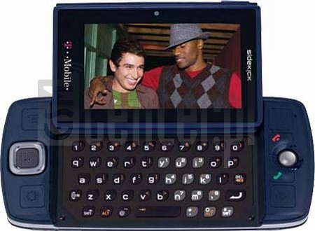IMEI Check SHARP Sidekick LX on imei.info