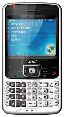 AMOI E78 image on imei.info