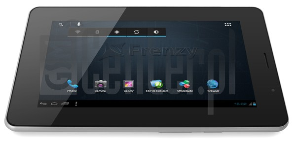 ALLVIEW AX2 Frenzy image on imei.info