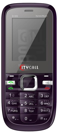 IMEI Check CITYCALL 3120 on imei.info