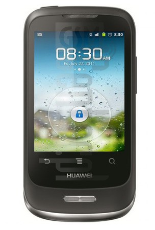 HUAWEI U8186 Ascend Y101 image on imei.info