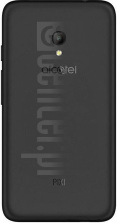 IMEI Check ALCATEL Alcatel One Touch PIXI 4 (5) on imei.info