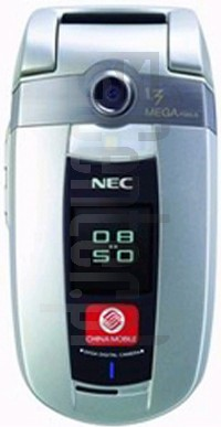 NEC N850 image on imei.info