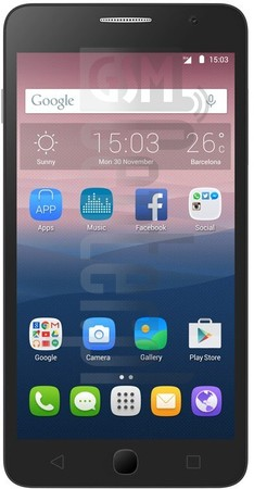 IMEI Check ALCATEL 5022D OneTouch Pop Star 3G on imei.info