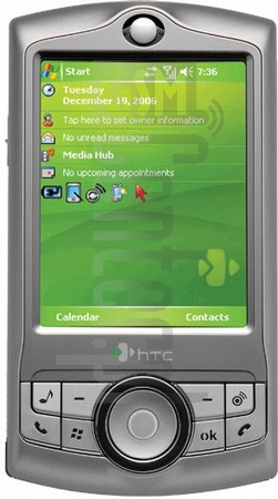 HTC P3350 (HTC Love) image on imei.info