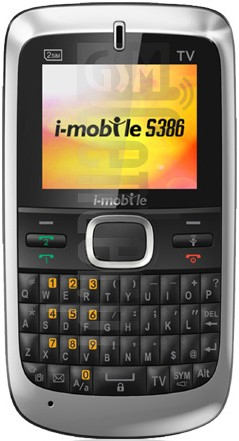 i-mobile S386 image on imei.info