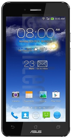 ASUS PadFone Infinity Lite image on imei.info