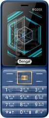 IMEI Check BENGAL BG203 on imei.info